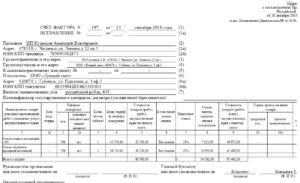 Нужен ли счет фактура если налоговая база равна 0