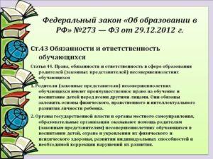 Статья 163 фз 273