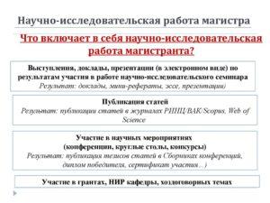 Отчет по научно исследовательской работе магистранта пример юриспруденция