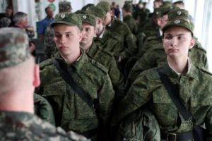 Закон о увеличении срока службы в армии