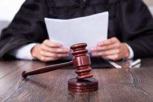 В суде рассматривалось дело о взыскании алиментов судья признал