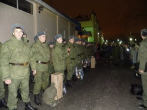 Войсковая часть в иркутске
