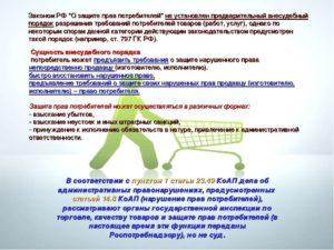 Неустойка по защите прав потребителей 3