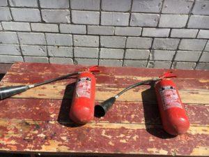 Огнетушитель углекислотный оу 5 срок годности