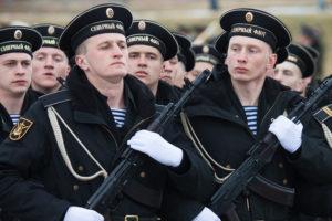 Мурманск воинские части вмф