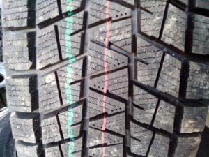 Высота протектора у шин r16 23570 106т bridgestone ic 7000