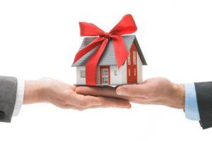 Наследование имущества полученного в дар