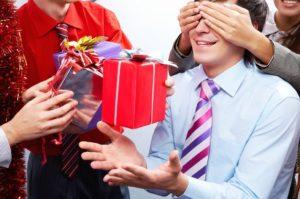 Ответственность за получение подарков