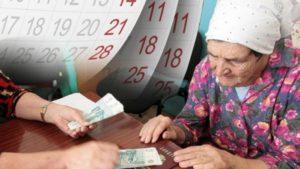 Выплата пенсий на дому