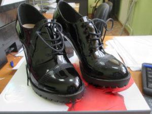 Обувь возврат новой обуви