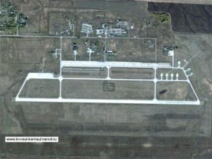 Военный аэродром в оренбургской области военная часть