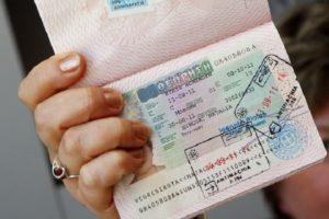 Новый биометрический паспорт россии как оформить шенгенскую визу