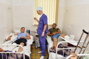 Кто имеет право лечиться в военном госпитале