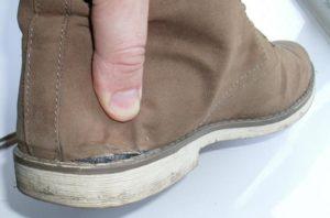 Получится ли вернуть ботинки если они расклеились яерещ 2 месяца