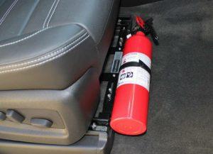 Можно ли перезаправить автомобильный огнетушитель