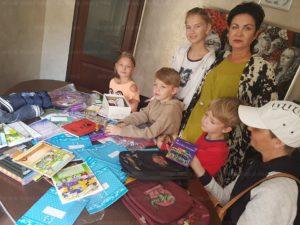 Как оформить адресную помощь многодетной семье