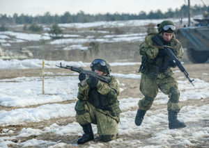 Воронежский спецназ гру