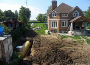 Как газифицировать садовый участок