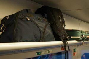 Можно ли передать сумку поездом в питер