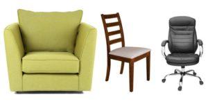 Возврат стульев в магазин