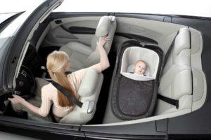 Перевозка грудных детей в беларуси