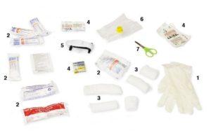Охрана труда аптечки в детском саду комплектация