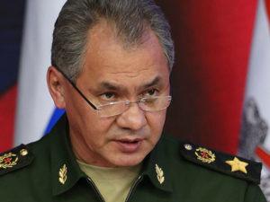 Обратиться к министру обороны рф шойгу лично