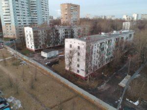 Новости про реновацию пятиэтажек в вао