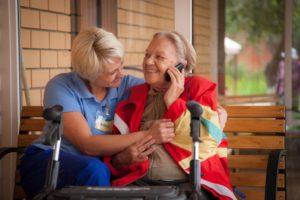 Как оформить парализованную бабушку в дом престарелых