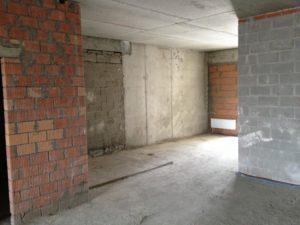 Перепланировка в новостройке без стен