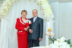 Куда обратится по деньгам к золотой свадьбе