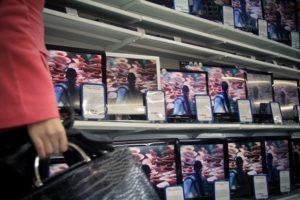 Возврат товаров в магазин телевизоров