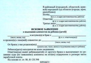 Перечень документов для подачи искового заявления в суд