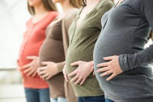 Можно ли выписать беременную женщину
