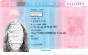 Вид на жительство в чехии российким пенсионерам