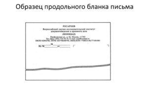 Образец приказа на утверждение углового бланка письма