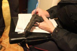Порядок изъятия холодного оружия у граждан
