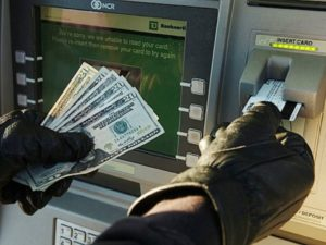 Мошенники сняли деньги со счета в сбербанке