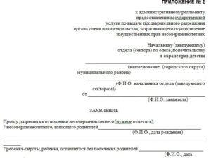 Как обратиться в органы опеки города омска