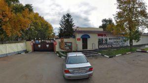 Военные части город владимир