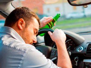 Пьяный за рулем чужой машины что грозит