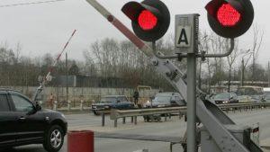 Наказание за проезд жд переезда на красный