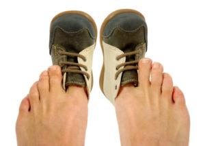 Купила обувь не по размеру как поменять