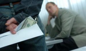 Как наказать учителя за взятку