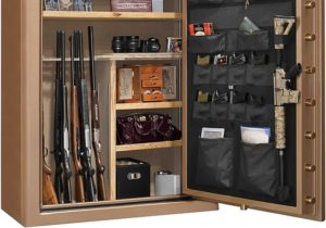 Как хранить огнестрельное оружие дома