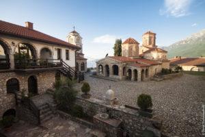 Условия посещения македония