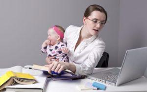 Права на отпуск мам с детьми до 5 лет