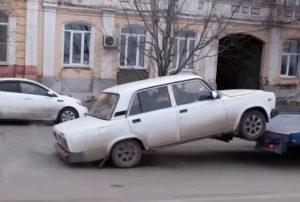 Как найти машину когда забрал эвакуатор