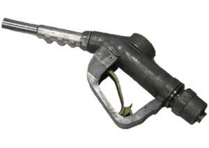 Пистолет бензоколонки как работает фиксатор