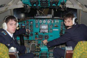 Увау га курс обучения на пилота